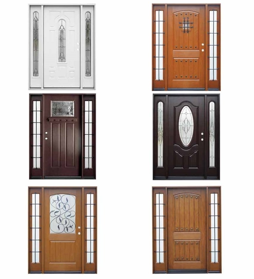 Fiberglass Front Entry Doors Redlands