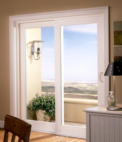 Patio doors french doors sliding glass doors banning ca for Sliding glass doors that look like french doors