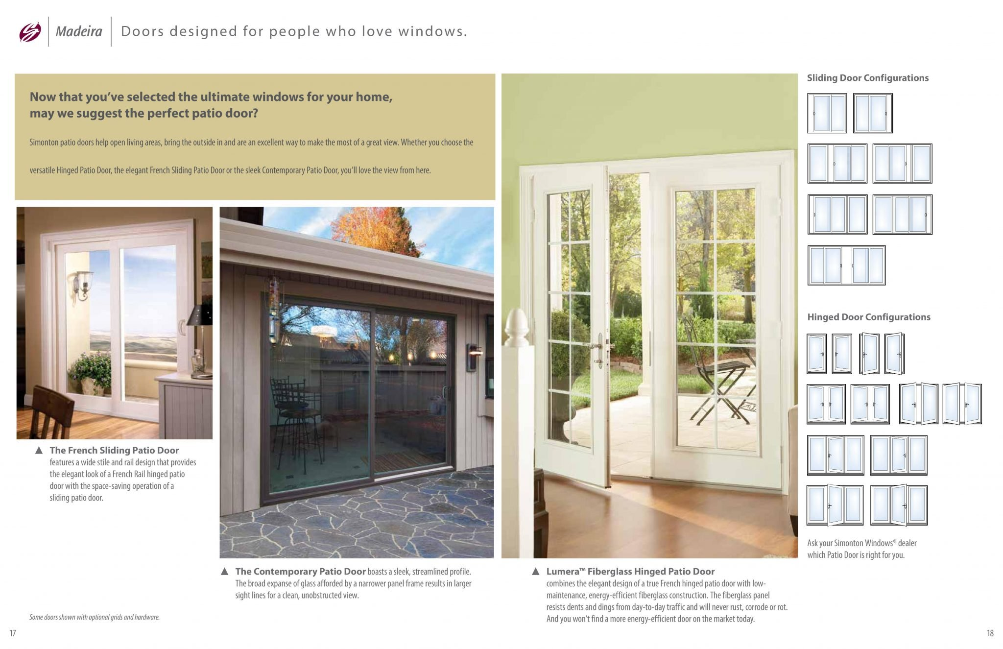 Simonton Madeira Brochure Page 010 Wit Windows And Doors